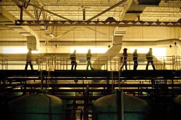 Fletcher Insulation Manufacturing Plant